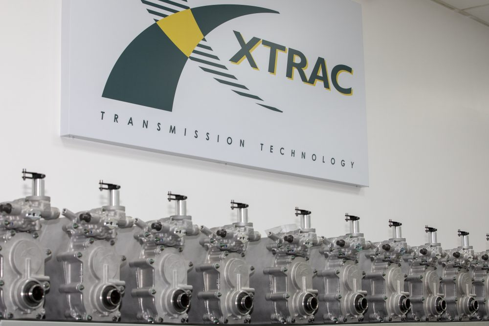 Xtrac Australian Supercars Championship Gearbox Deliveries Commence